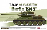 T-34/85 No.183 Factory Berlin 1945 (Артикул:13295)