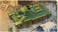T-34/76 Mod.1942 Hexagonal Turret Soft Edge Type (Артикул:6418)