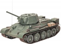 1/35 T-34/76 Plastic Model Kit (Артикул:80-3244)