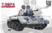 T-34/76 1942/43 Factory 183 Full Interior Kit (Артикул:AF35144)