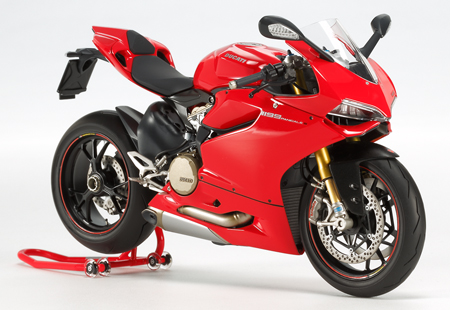Ducati 1199 Panigale S Red
