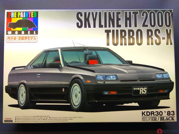 Skyline HT 2000 Turbo RS-X