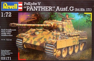 Пантера PzKpfw V PANTHER Ausf.G