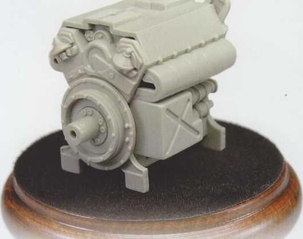 Детализация двигателя