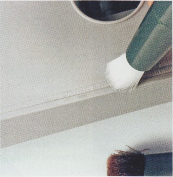 Шпаклевка, шлифовка и полировка