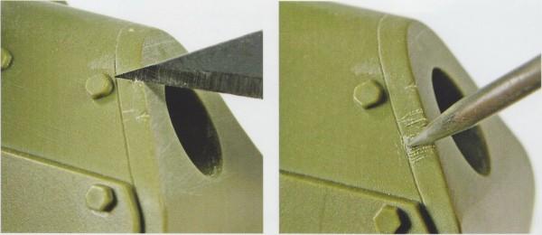 Tекстура кислородно-ацетелиновой горелки