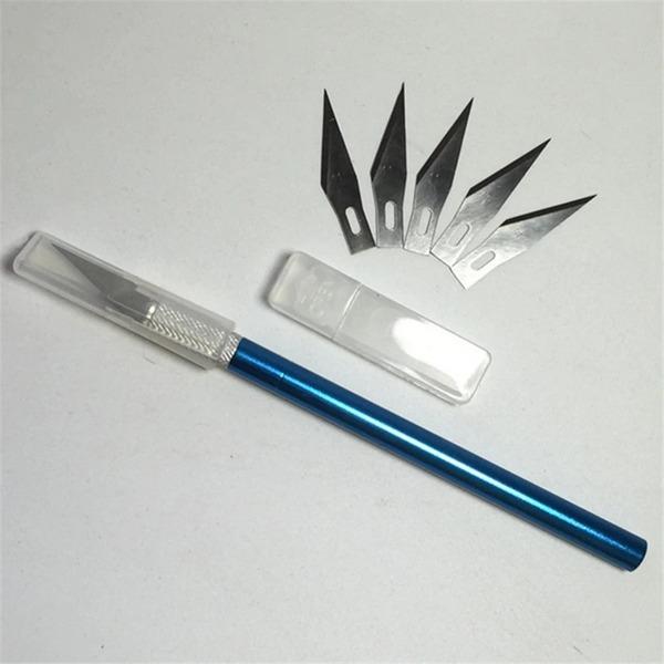 Цанговый нож