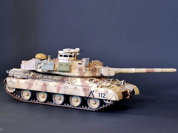 Французский основной танк AMX-30b2