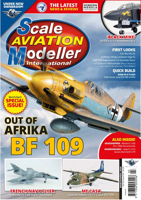 Scale Aviation Modeller