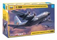 Американский военно-транспортный самолет С-130