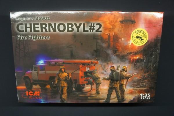 Чернобыль№2+Огнеборцы от ICM