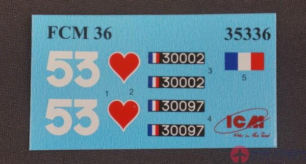 FCM 36 от ICM