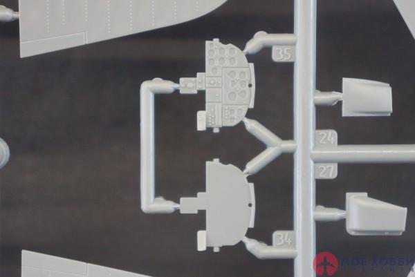 Панель приборов Ил-2 от Звезды