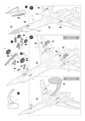 Инструкция по сборке Ту-134УБЛ
