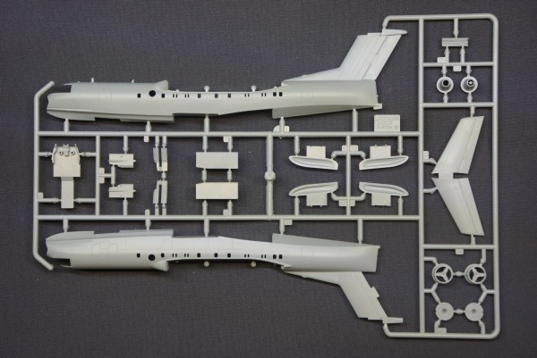 Российский самолет-амфибия Бе-200ЧС