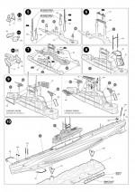 Инструкция по сборке модели Щука