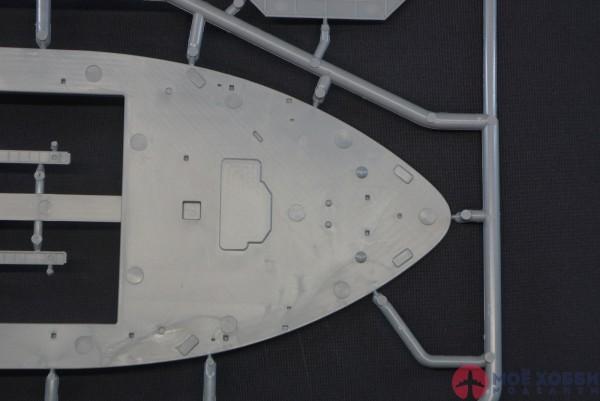 Российский атомный ледокол «Арктика» проект 22220 - Литник B