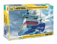 Российский атомный ледокол «Арктика» проект 22220