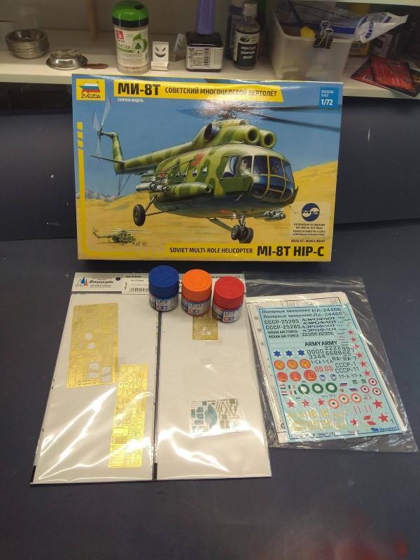 Сборка Ми-8 Полярные авиалинии на заказ